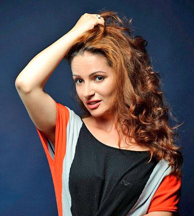 Tatyana (42) aus Breslau auf www.verliebt-in-polen.de (Kenn-Nr.: 0860)