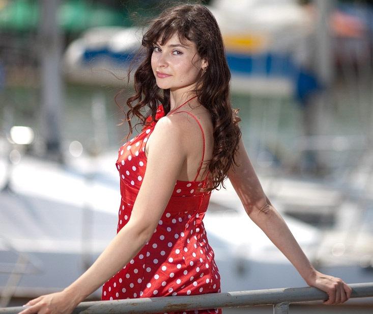 Galina (42) aus Breslau auf www.verliebt-in-polen.de (Kenn-Nr.: 0880)