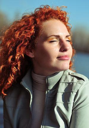 Olga (30) aus Warschau auf www.verliebt-in-polen.de (Kenn-Nr.: 0115)