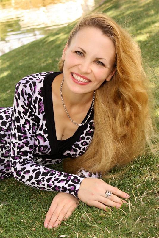 Aleksandra (40) aus Warschau auf www.verliebt-in-polen.de (Kenn-Nr.: 0696)